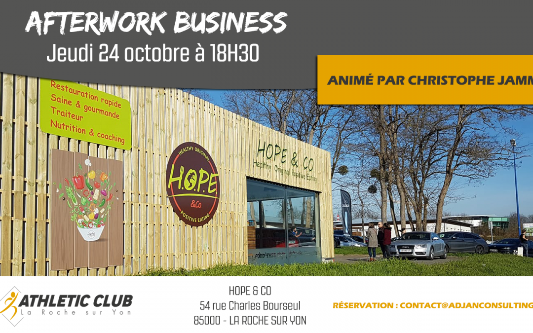 Afterwork ACLR Business Family